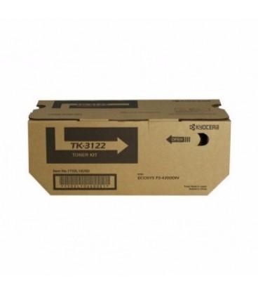 TONER TK-3122 KYOCERA (21,000 páginas) FS-4200DN/M3550idn